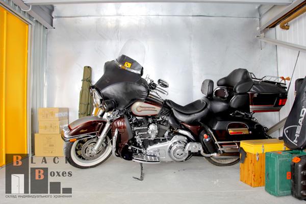 Фото № 8241 Хранение мотоциклов зимой юао